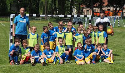 SC Victoria Kraków, szkółka piłkarska