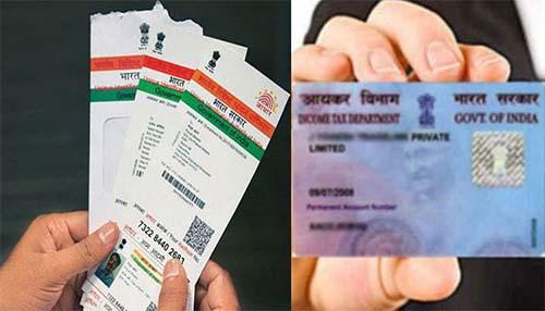 Linking Aadhaar to PAN Card Deadline extended up to December 31, 2017