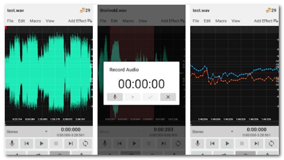 WavStudio™ Audio Recorder & Editor Premium no root MOD