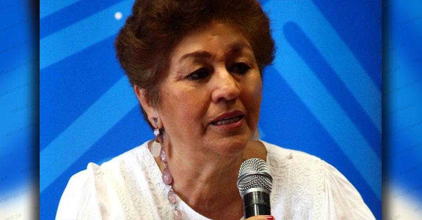 Las políticas educativas están en deuda con las personas con discapacidad, sostiene Madeleine Zúñiga Castillo, coordinadora nacional de Campaña Peruana por el Derecho a la Educación
