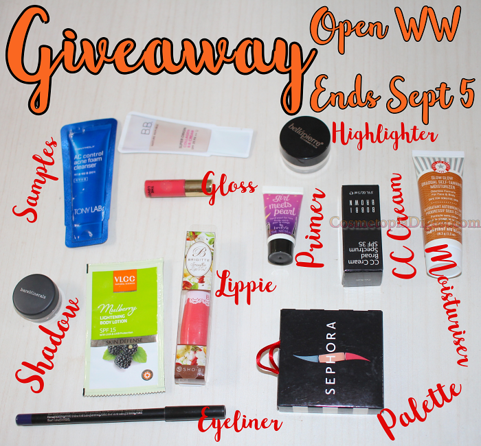 Travel Essentials Giveaway Results