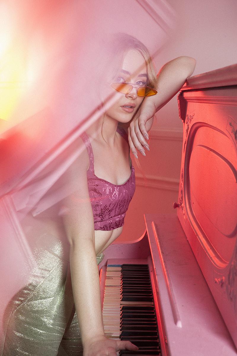 Sabrina Carpenter - LadyGunn Magazine Frebuary 2019