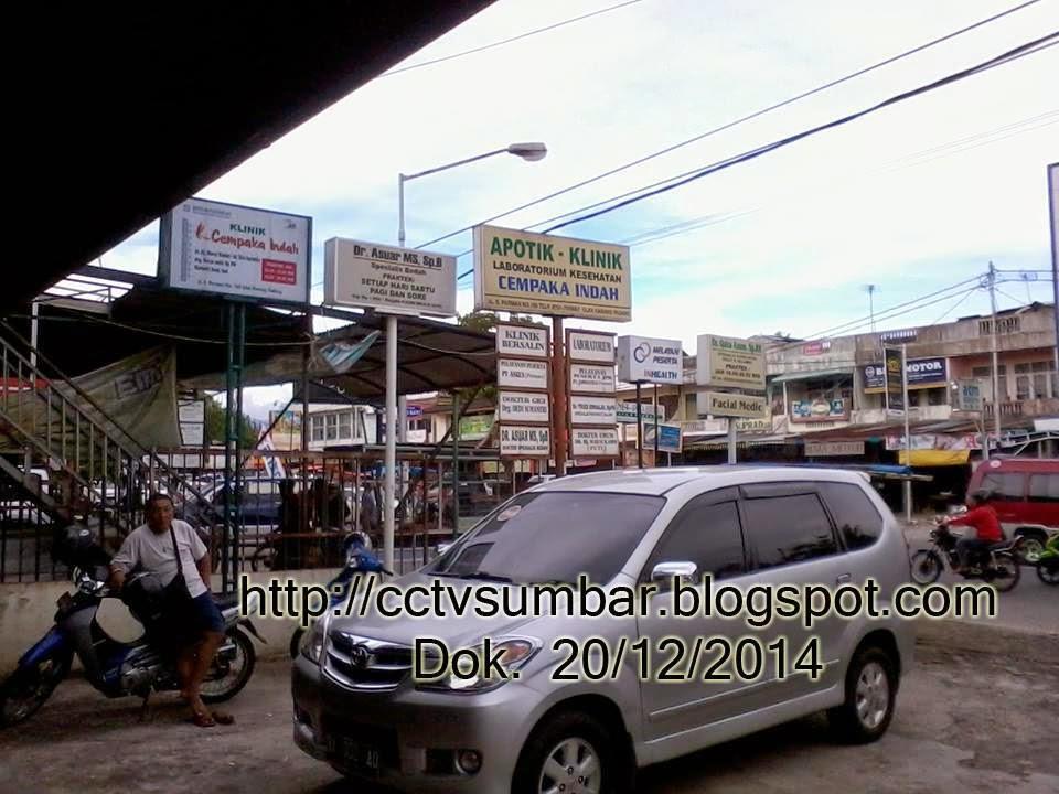 Dokumentasi Pemasangan Pada APOTEK CEMPAKA di Ulak Karang, Kota Padang