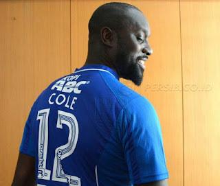 Carlton Cole Persib