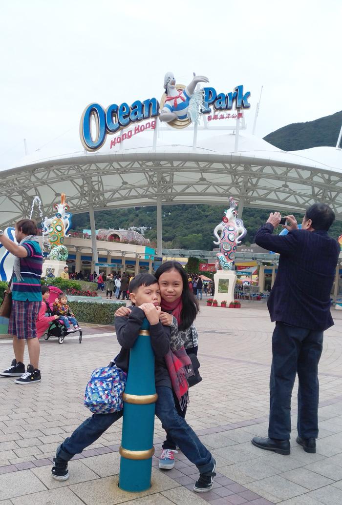Ocean Park Hongkong