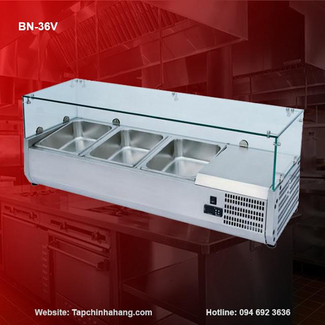 Quầy giữ nóng 3 khay BN-36V