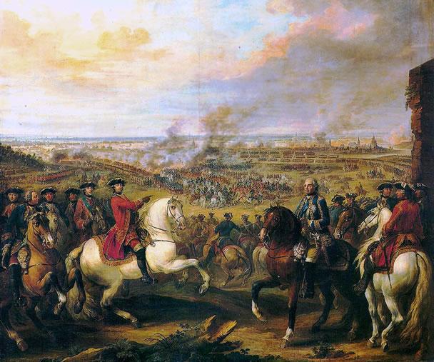 War of the Austrian Succession (1740–1748)
