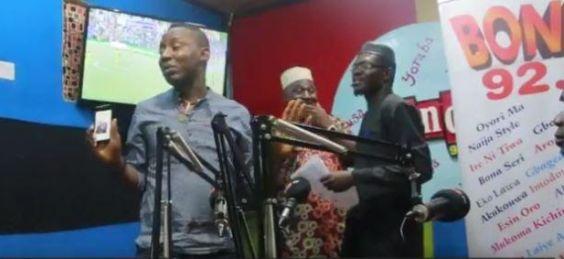 Sahara Reporters publisher, Omoyele Sowore