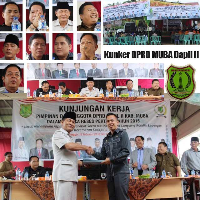 Terobosan Baru 9 Dewan Dapil II Lakukan Reses Bersama