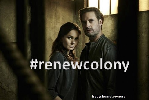 SIGN THE Petition to Bring Colony BACK