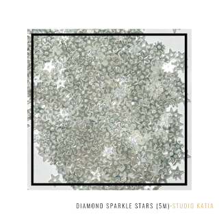 Diamond Sparkle Stars