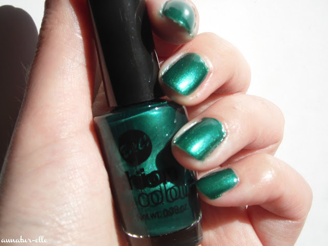 bell  vernis vert