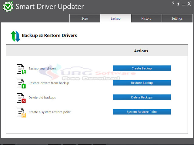 Smart Driver Updater Full Version - ubg.download