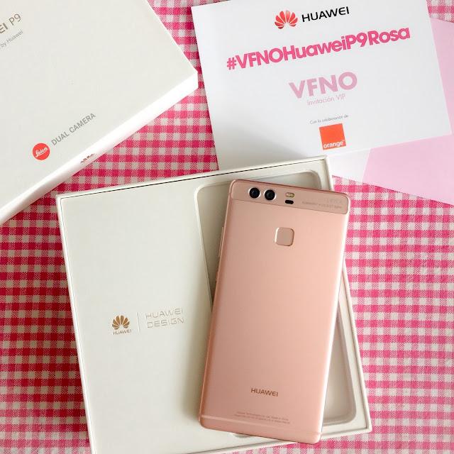 VFNO Huawei P9 Rosa