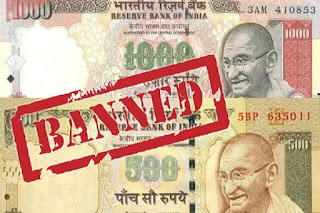 India note banned