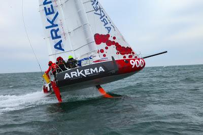 Arkema 3, un Mini proto incroyable