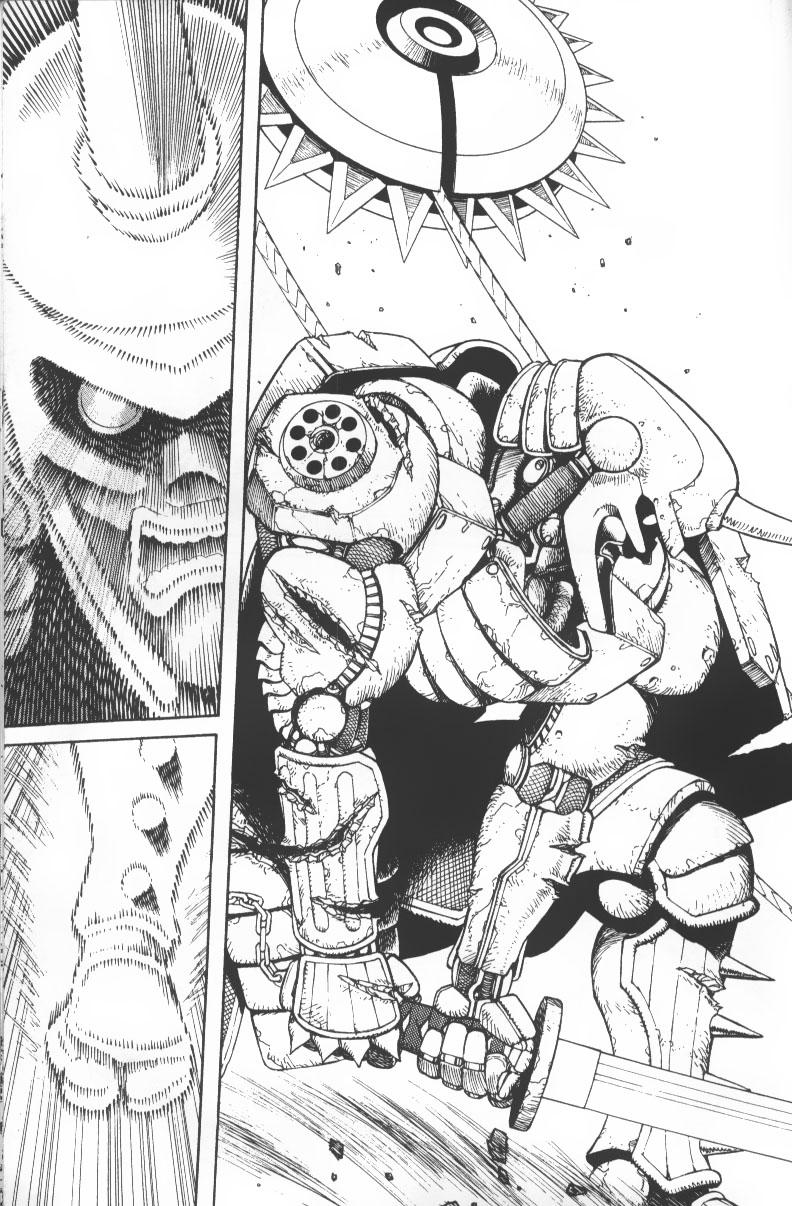 Battle Angel Alita chapter 36 trang 39
