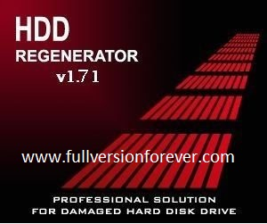 HDD Regenerator Free Download Full version