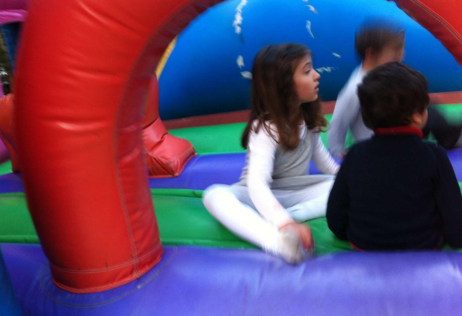 bambini di roma : parco giochi al coperto