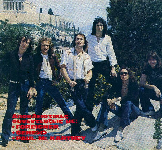 Image result for FOREIGNER-ΠΟΠ ΚΑΙ ΡΟΚ