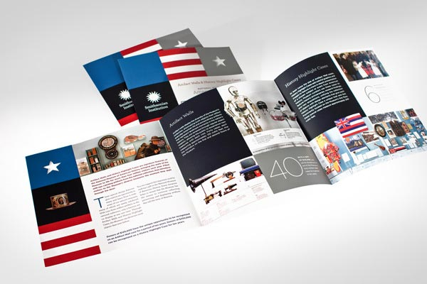 40 Awesome Exhibition & Museum Brochure Design Ideas ...