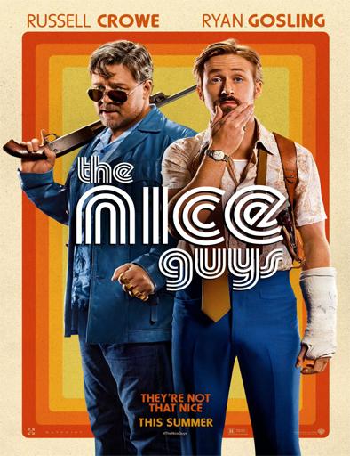 Ver Dos tipos peligrosos (The Nice Guys) (2016) Online