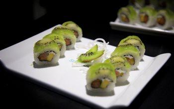 Wallpaper: Food from SushiGO restaurant