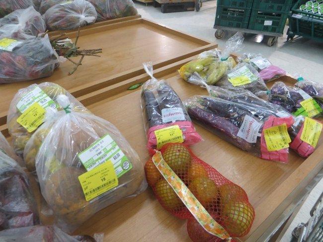Овощи со скидкой в Теско Лотус