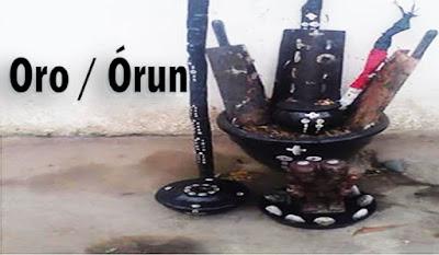 Orun - Eguns - Ancestral - Espíritos - baba egungun - egum