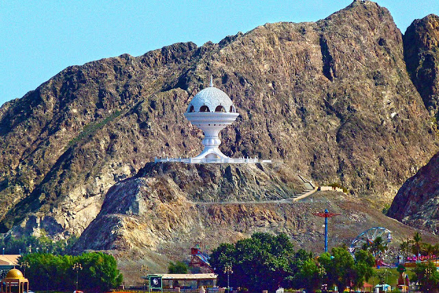 top 5 locations to travel in Oman