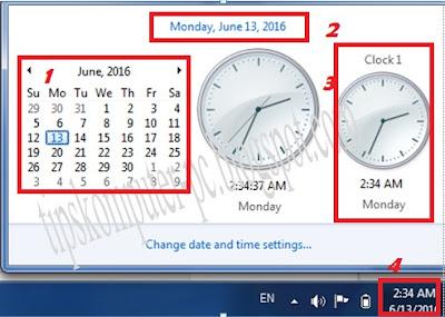 Cara Setting Format Angka dan Waktu Microsoft Excel pada Windows  Cara Setting Format Angka dan Waktu Microsoft Excel pada Windows 7