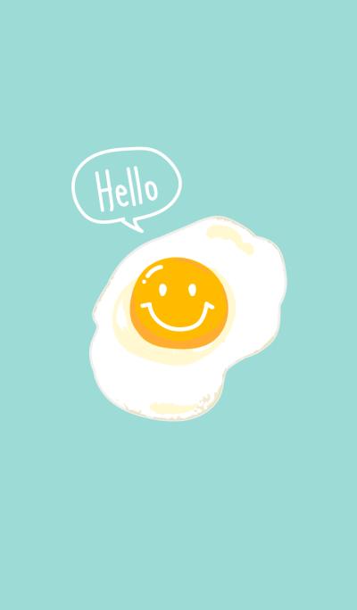 Hello! Fried egg