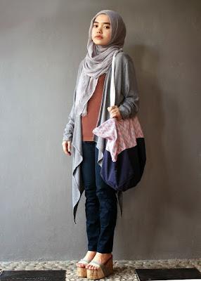 desain fashion wanita kurus tinggi