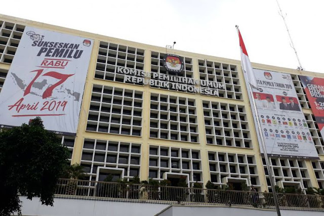 KPU Coret Keikutsertaan 11 Parpol di 429 Wilayah karena Tak Lapor Dana Kampanye