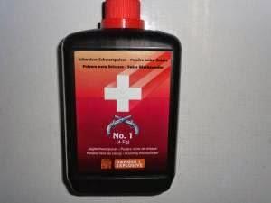 poudre noire suisse