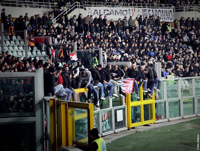 Фанаты Милана