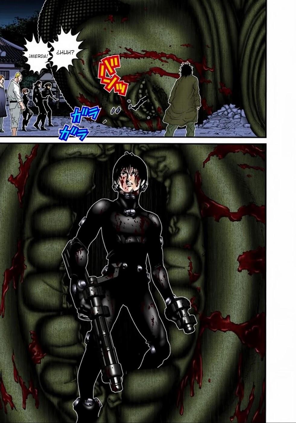 Gantz Chap 74: Matanza trang 7