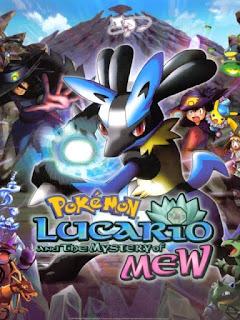 Lucario y el misterio de Mew
