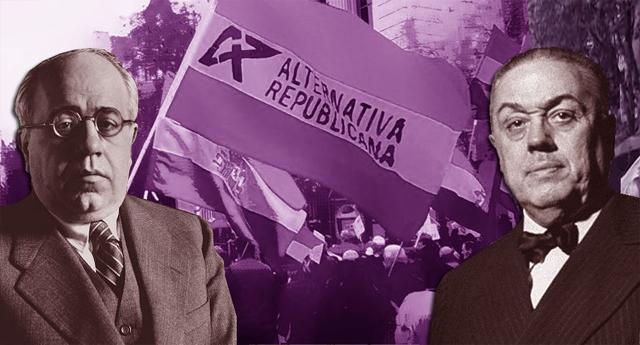 40 Aniversario del fin de la II República Española: Nace la lucha por la III.