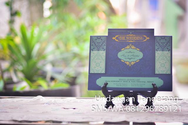 Undangan Pernikahan Unik di Tangerang