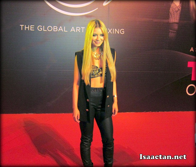 world-renowned Australian DJ vixen Havana Brown