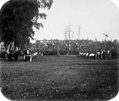 Eksekusi Di Alun-alun Bekasi Tahun 1870