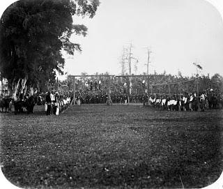 Cerita Eksekusi Di Alun-alun Bekasi Tahun 1870
