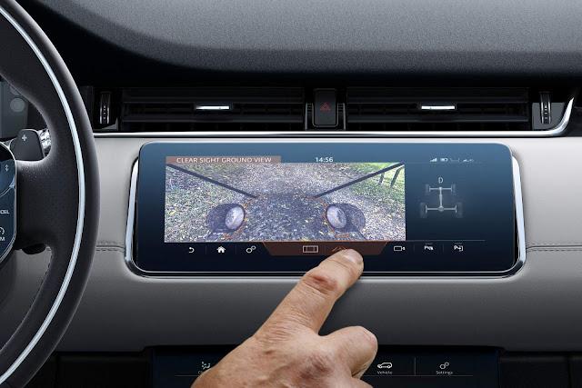 Novo Range Rover Evoque 2020
