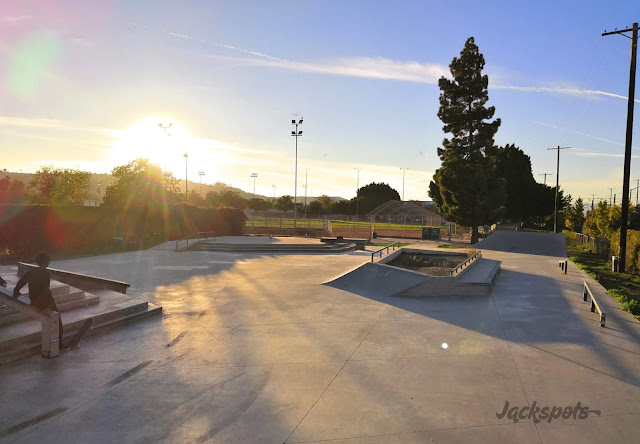 Skatepark los angeles Farm Dale