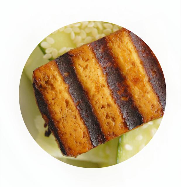 przepis na tofu w marynacie musztardowo-miodowej