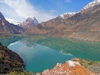 Озеро Искандеркуль описание, история, легенды