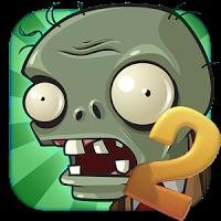 لعبة النباتات فى مواجهة الكسالى  Plants vs Zombies 2 APK Full HD للاندرويد مجاناً
