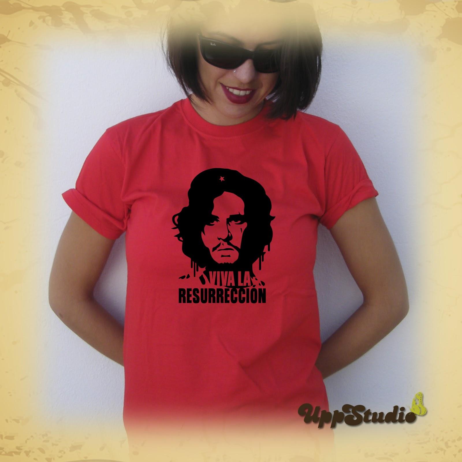 http://www.uppstudio.com/Camiseta-Jon-Snow-Viva-La-Resurreccion?utm_source=SPEC&utm_medium=Blog&utm_campaign=GOTSPEC&utm_term=GOTSPEC