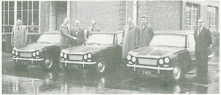 Evans and Cutler Police Car delivery extract from STR-06-1963